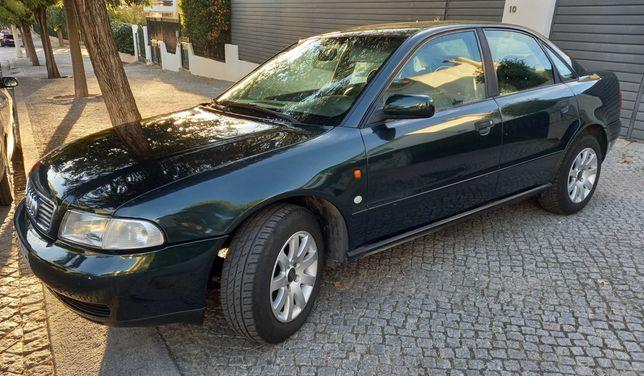 Audi A4 1.6 GPL Sist Novo Injecção/ Impecável!