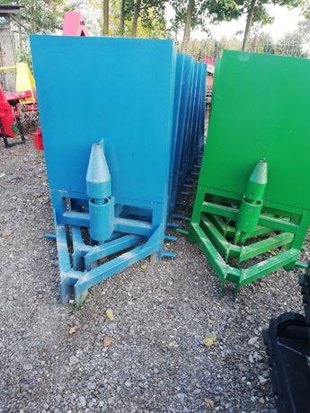 łuparka do drewna klocków świder 100mm lub 120mm na wałek WOM dostawa