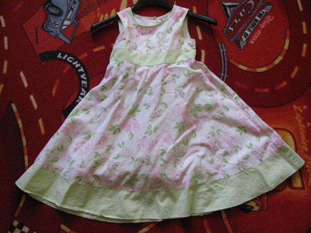 Sukienki dla dziewczynki 2 sztuki