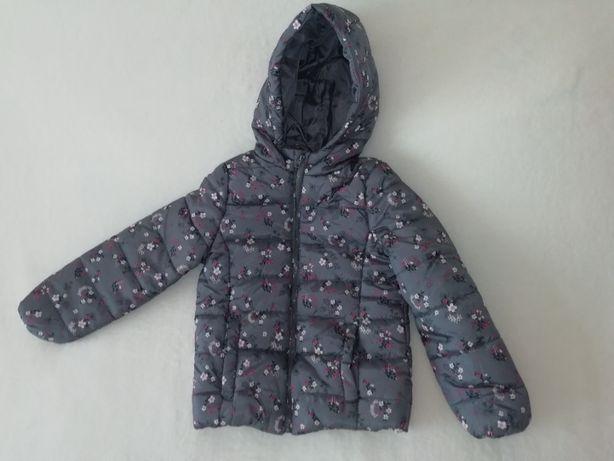 Курточка утеплена для дівчинки