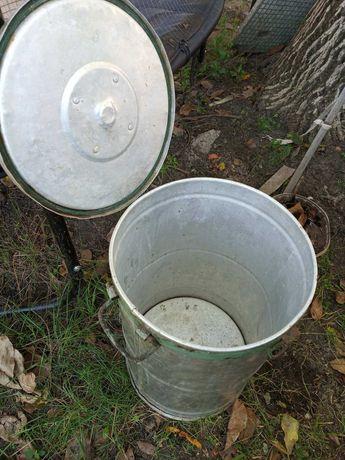 Бидон молочный алюминиевый 40л 250 грн.