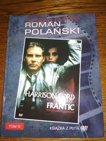 Frantic dvd - Polański, Ford, Seigner