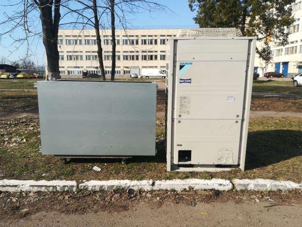 Тепловой насос VRV-cистема Daikin RZQ250C7Y1B 25 кВт до 275 м2 монтаж