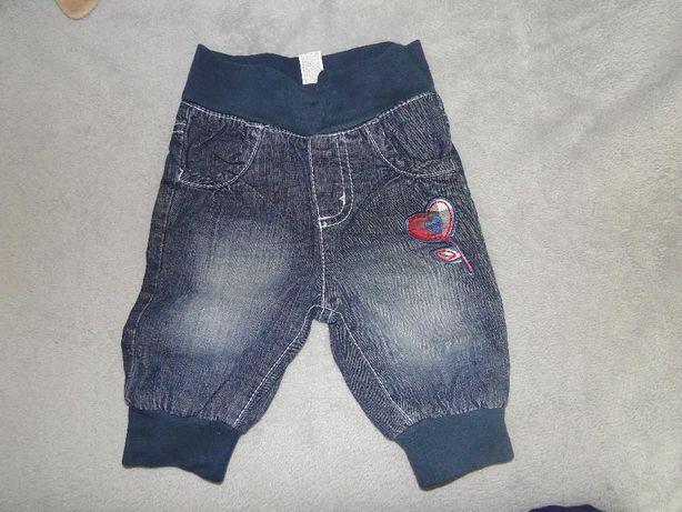 Spodnie, DOPO DOPO MINI, r 62+gratis