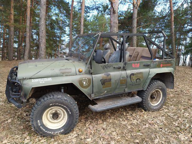 Продам УАЗ 469Б 1977р.в.