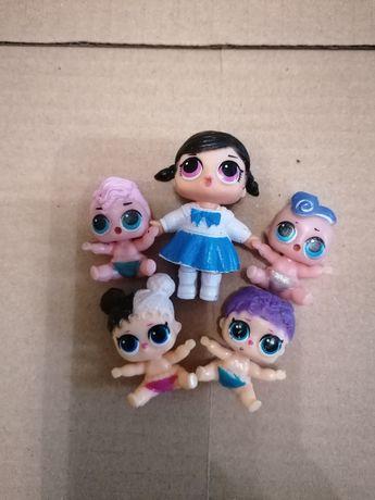 Лялечки Лол 5 шт