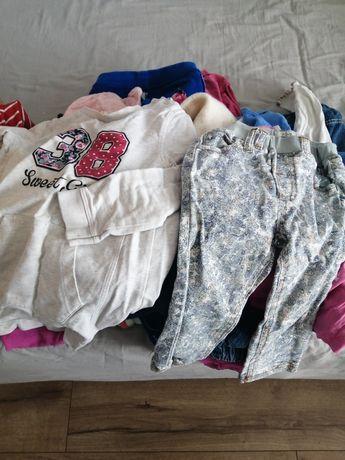Ubranka dla dzieci, około pół roku, roczek, Rezerwacja!!!
