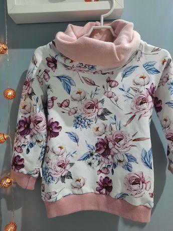 Bluza szyta na zamówienie 98