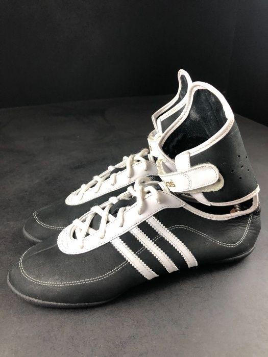 Боксерки Adidas борцовки обувь для борьбы бокса Гадяч - изображение 1