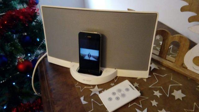 Stacja dokująca, głośnik Bose Sounddock do iPhone