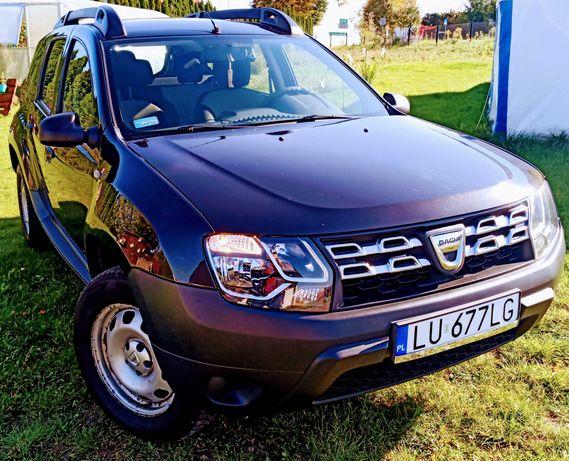 Dacia Duster 2015 / 4x4 / 80 tys. km z polskiego salonu, nowe opony