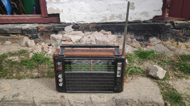 Радіоприймачі СССР