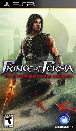 Najtaniej! Prince of Persia: The Forgotten Sands PSP