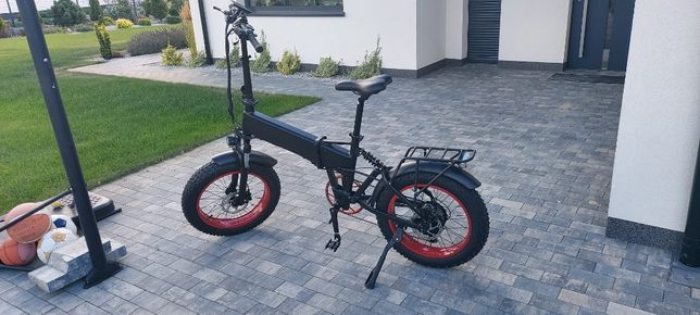 Rower elektryczny bafang 750W, 17,5 Ah, fatbike, NIE MATE X,