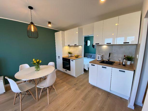Nowoczesne mieszkanie 2-pok. na Kapuściskach do wynajęcia, po remoncie
