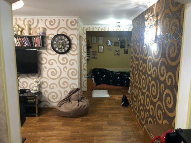 Квартира 3 комнатная ул. Комарова 29а с хорошим ремонтом 65 кв.м 1 эт