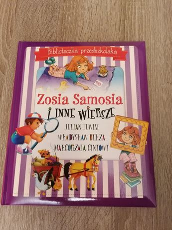 Biblioteczka przedszkolaka: Zosia samosia i inne wiersze