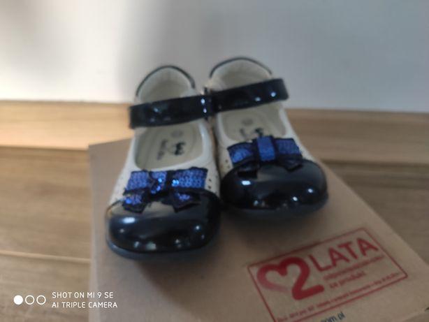 Buty dziewczęce Nelli Blu rozmiar 22