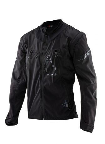 LEATT (2020) Kurtka ENDURO model GPX 4.5 LITE BLACK rozmiar L