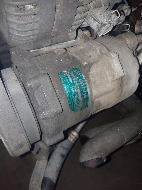 Kompresor klimatyzacji sprężarka sharan Galaxy Alhambra
