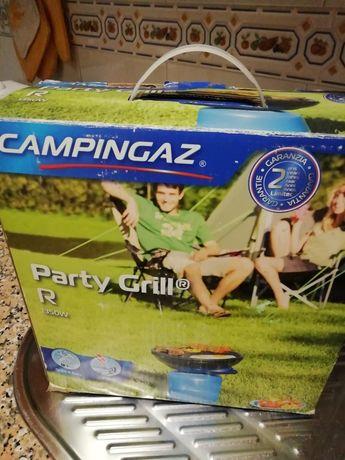 "Grelhador campigaz ""Party Grill R"" (1350w)"