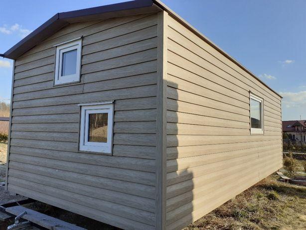 nowy mobilny domek całoroczny na sprzedaż
