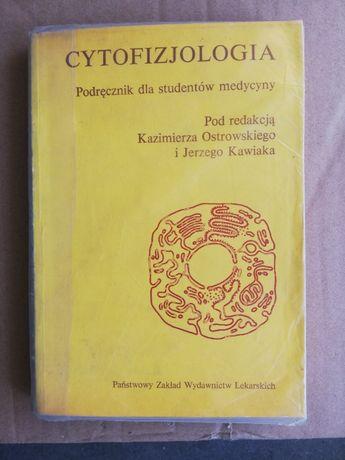 Cytofizjologia, Kazimierz Ostrowski i Jerzy Kawiak red.