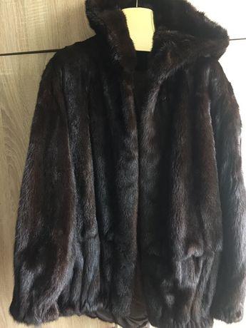 Норковая шуба , Скандинавская норка, размер46-48