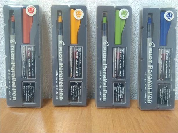 Набор ручек для каллиграфии Pilot Parallel Pen
