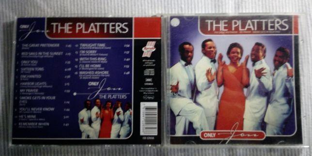 Best of com as maiores musicas dos lendários The Platters
