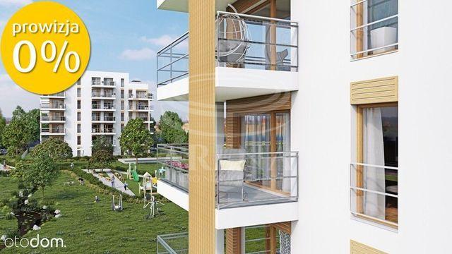 Trzypokojowe mieszkanie na nowym osiedlu!