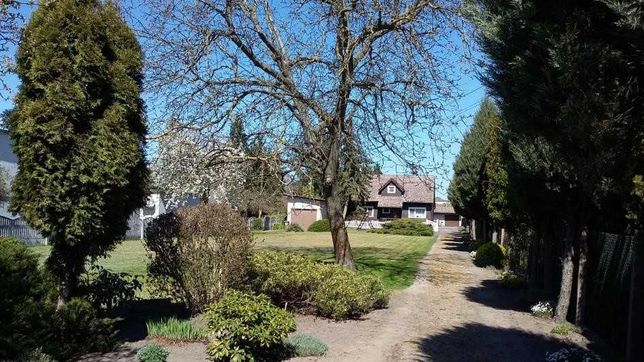 Zbąszyń - okolice Poznania – Dom w spokojnej okolicy z dużym ogrodem