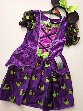 Strój karnawałowy Halloween Mickey GEORGE 110-116
