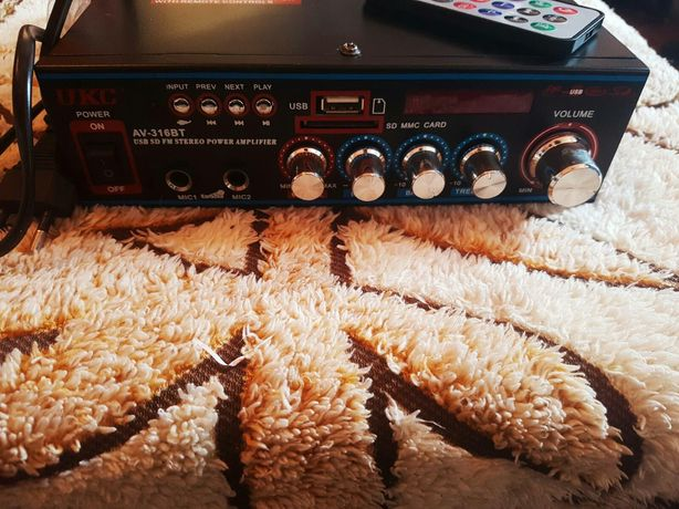 Усилитель аудио рабочий