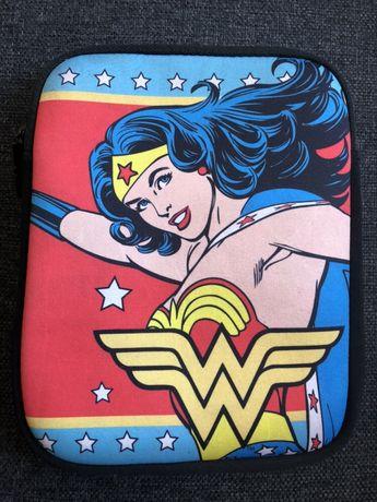 Etui pokrowiec iPad, tablet wonder woman DC comics