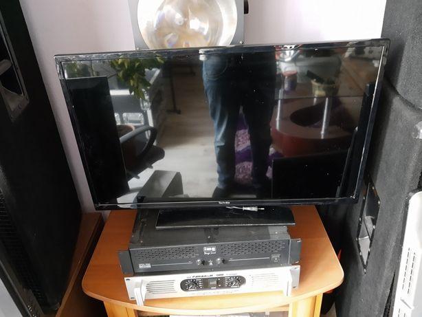 Tv 32 cale płaski cienki LED z wbudowanym dekoderem