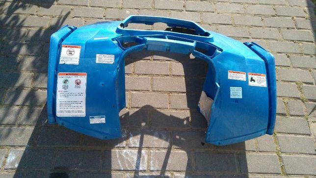 maska przód osłona ATV Quad CF MOTO 520 plastik niebieski