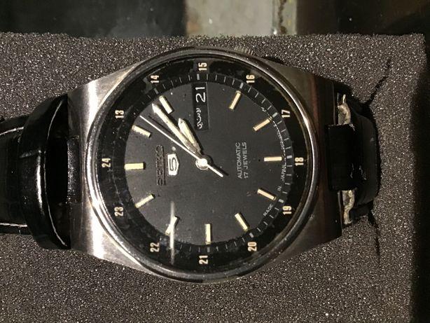 Relógio Seiko 5 vintage