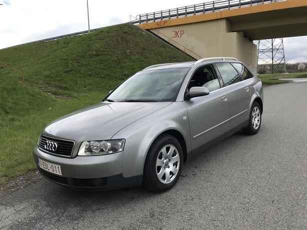 Audi A4_1.9TDI_Chrom Pakiet_Skórzana Tapicerka_ STAN PERFEKT_2004r_