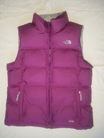 ocieplacz puchowy the north face 550