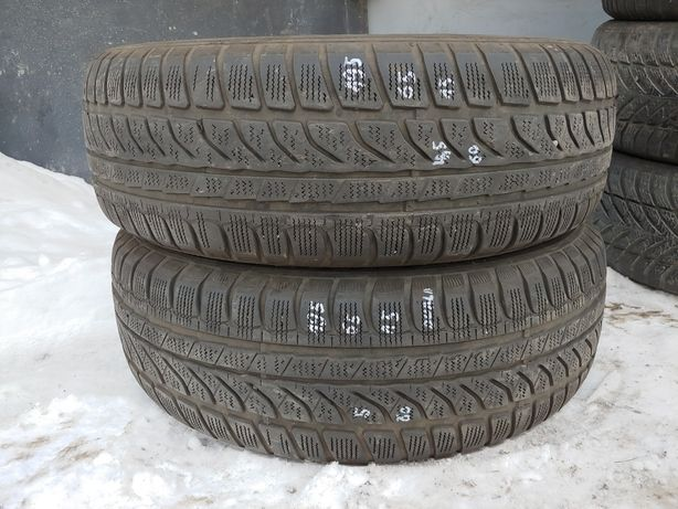 2X opony zimowe Dunlop 195/65/15 MONTAŻ Reda