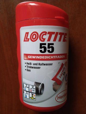 Нить уплотнительная LOCTITE 55 160 м для паковки Германия