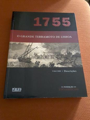 Terramoto 1755 / Homens de Outros Tempos