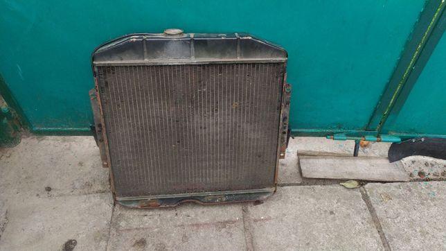 Продам радіатор ГАЗ 53