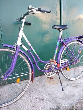 """Велосипед 28"""".Германия.планетарная передача(3)"""