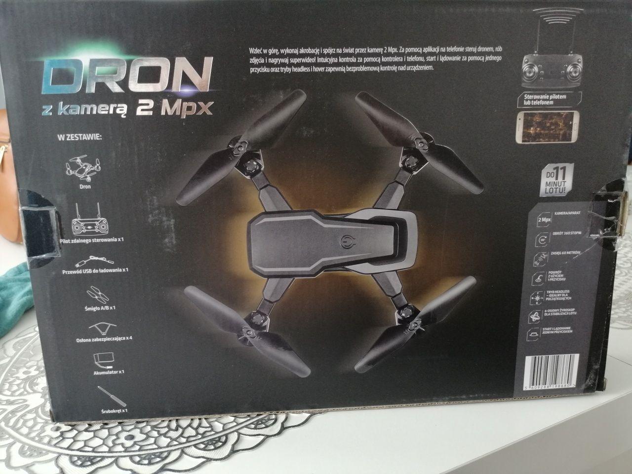 Dron z kamerką 2 MPX