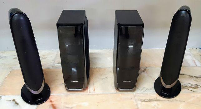 Par de colunas Samsung
