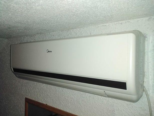 Klimatyzator MIDEA z funkcją ogrzewania