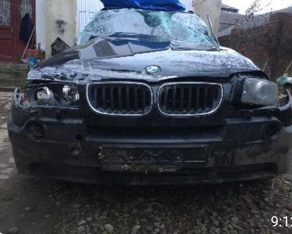 BMW x3 после дтп