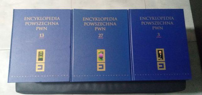 Sprzedam Encyklopedia Powszechnych PWN